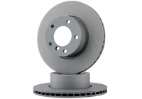 Brake Disc COAT Z 150.1284.20 Zimmermann