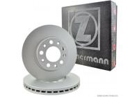 Brake Disc COAT Z 150.3482.20 Zimmermann