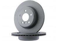 Brake Disc COAT Z 150.3484.20 Zimmermann