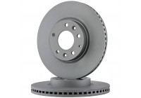 Brake Disc COAT Z 370.3083.20 Zimmermann