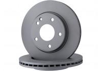 Brake Disc COAT Z 400.3602.20 Zimmermann