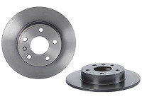 Brake Disc COATED DISC LINE 08.7627.11 Brembo