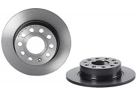 Brake Disc COATED DISC LINE 08.9502.11 Brembo