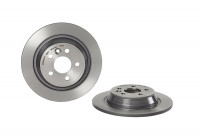 Brake Disc COATED DISC LINE 08.A540.11 Brembo
