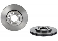 Brake Disc COATED DISC LINE 09.7011.11 Brembo