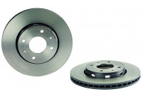 Brake Disc COATED DISC LINE 09.7720.11 Brembo