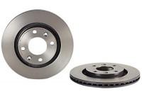 Brake Disc COATED DISC LINE 09.8695.11 Brembo