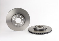 Brake Disc COATED DISC LINE 09.9145.11 Brembo