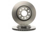 Brake Disc COATED DISC LINE 09.9167.11 Brembo