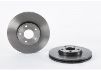 Brake Disc COATED DISC LINE 09.9464.11 Brembo