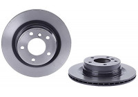 Brake Disc COATED DISC LINE 09.9793.11 Brembo