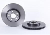 Brake Disc COATED DISC LINE 09.A427.11 Brembo