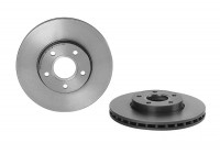 Brake Disc COATED DISC LINE 09.A905.11 Brembo