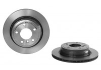 Brake Disc COATED DISC LINE 09.C649.11 Brembo