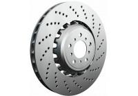 Brake Disc FORMULA Z BRAKE DISC 100.3363.70 Zimmermann