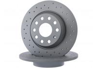 Brake Disc SPORT BRAKE DISC COAT Z 100.3315.52 Zimmermann