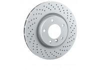 Brake Disc SPORT BRAKE DISC COAT Z 150.1291.52 Zimmermann