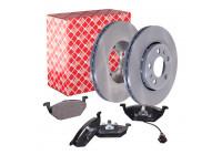 Febi Brake Discs + Brake Pads Combi Deal Combideal1 Febi Combi Deals