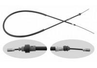 Cable, parking brake 29362 FEBI