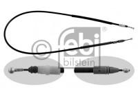 Cable, parking brake 33168 FEBI