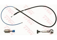 Cable, parking brake GCH2602 TRW