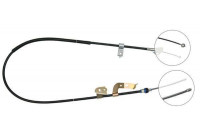 Cable, parking brake K19907 ABS