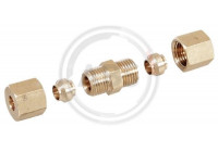 Adapter, brake lines