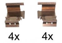 Accessory Kit, disc brake pads