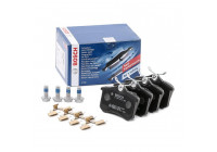 Brake pad set BP617 Bosch