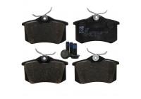 Brake Pad Set, disc brake 20960 FEBI