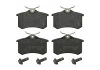 Brake Pad Set, disc brake 20961 FEBI