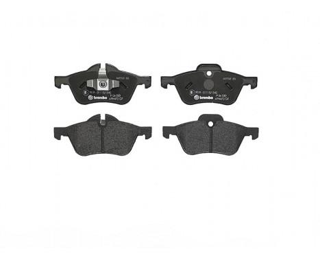 Brake Pads Set BBP1726 Borg /& Beck 34111503076 34116761287 34116765446 Quality