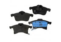 Brake Pad Set, disc brake 23832 FEBI