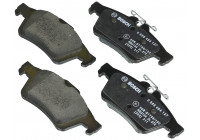 Brake Pad Set, disc brake BP1037 Bosch