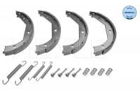 Brake Shoe Kit, parking brake MEYLE-ORIGINAL Quality