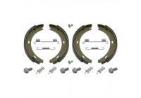 Brake Shoe Set, parking brake 02100 FEBI