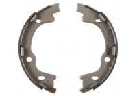Brake Shoe Set, parking brake 9262 ABS