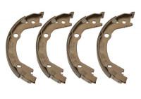 Brake Shoe Set, parking brake GS8747 TRW
