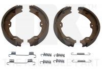 Brake Shoe Set, parking brake