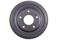 Brake Drum 2454-S ABS