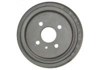 Brake Drum 2653-S ABS