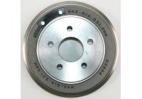 Brake Drum 2834-S ABS