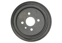 Brake Drum 5122-S ABS