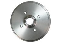 Brake Drum 7169-S ABS