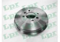 Brake Drum 7D0146 Lpr