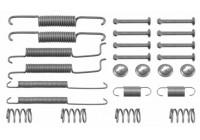 Accessory Kit, brake shoes 02060 FEBI