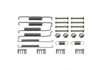 Accessory Kit, brake shoes 02060 FEBI