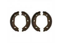 Brake Shoe Set, parking brake 04445 FEBI
