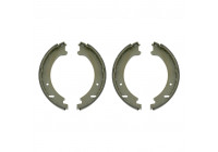 Brake Shoe Set, parking brake 15067 FEBI