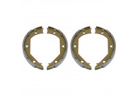 Brake Shoe Set, parking brake 18535 FEBI